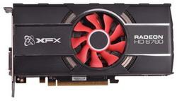 Radeon HD 6790 840Mhz PCI-E 2.1 1024Mb 4200Mhz 256 bit 2xDVI HDMI HDCP DP HD-679X-ZRFC