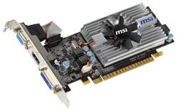 GeForce GT 430 700Mhz PCI-E 2.0 1024Mb 1333Mhz 64 bit DVI HDMI HDCP N430GT-MD1GD3/LP2