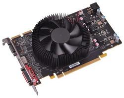 Radeon HD 6750 700Mhz PCI-E 2.1 1024Mb 4600Mhz 128 bit DVI HDMI HDCP HD-675X-ZNLC