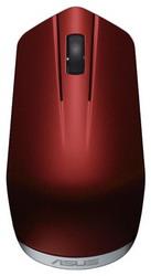 Мышь Asus WT450 Red USB