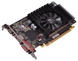 Radeon HD 6570 650Mhz PCI-E 2.1 1024Mb 1300Mhz 64 bit DVI HDMI HDCP HD-657X-ZDF2