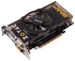 GeForce GTS 450 875Mhz PCI-E 2.0 1024Mb 4000Mhz 128 bit 2xDVI HDMI HDCP ZT-40502-10L