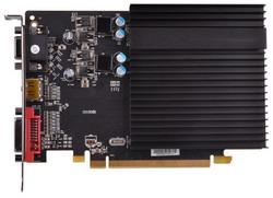 Radeon HD 6450 625Mhz PCI-E 2.1 2048Mb 800Mhz 64 bit DVI HDMI HDCP Silent HD-645X-CNH2
