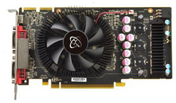 Radeon HD 6770 850Mhz PCI-E 2.1 1024Mb 4800Mhz 128 bit 2xDVI Mini-HDMI HDCP HD-677X-ZHLM
