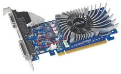 GeForce GT 520 810Mhz PCI-E 2.0 1024Mb 1200Mhz 64 bit DVI HDMI HDCP ENGT520/DI/1GD3(LP)