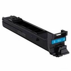 Тонер-картридж Konica-Minolta A0DK452 голубой расширенной емкости