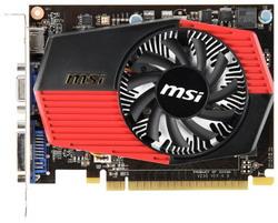 GeForce GT 430 730Mhz PCI-E 2.0 2048Mb 1334Mhz 128 bit DVI HDMI HDCP N430GT-MD2GD3/OC