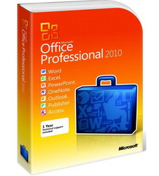 Office Pro 2010 32/64 bit Russian DVD 269-15654