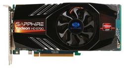 Radeon HD 6790 840Mhz PCI-E 2.1 1024Mb 4200Mhz 256 bit DVI HDMI HDCP 11194-02-10G