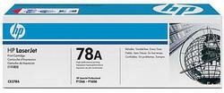 Лазерный картридж HP CE278A черный