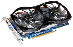 GeForce GTX 550 Ti 970Mhz PCI-E 2.0 1024Mb 4200Mhz 192 bit DVI HDMI HDCP GV-N550WF2-1GI