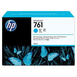 Струйный картридж HP 761 голубой