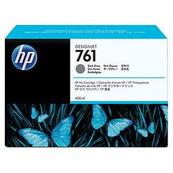 Струйный картридж HP 761 темно-серый