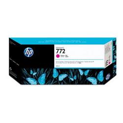 Струйный картридж HP 772 пурпурный расширенной емкости