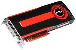 Видеокарта MSI Radeon HD 7970 925Mhz PCI-E 3.0 3072Mb 5500Mhz 384 bit DVI HDMI HDCP