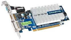 Radeon HD 6450 625Mhz PCI-E 2.1 1024Mb 1333Mhz 64 bit DVI HDMI HDCP GV-R645SL-1GI
