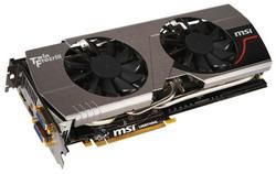 Видеокарта MSI GeForce GTX 580 800Mhz PCI-E 2.0 1536Mb 4008Mhz 384 bit 2xDVI HDMI HDCP