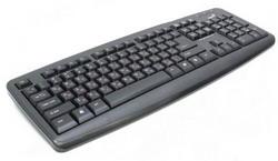Клавиатура Genius KB-110X Black PS/2
