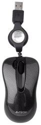 Мышь A4 Tech N-60F-2 Carbon USB