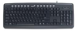 Клавиатура Genius KB-M220 Black PS/2