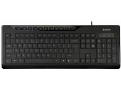 Клавиатура A4 Tech KD-800 Black USB