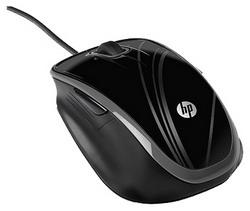 Мышь HP BR376AA Black USB