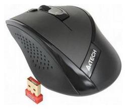Мышь A4 Tech G9-730FX-1 Black USB