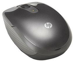 Мышь HP LR918AA Grey USB