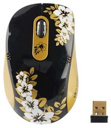 Мышь G-CUBE G7MA-6020SS Black-Green USB