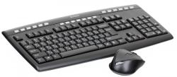 Комплект клавиатура + мышь A4 Tech 9200F Black USB