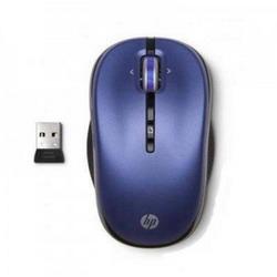 Мышь HP LX731AA Blue-Black USB