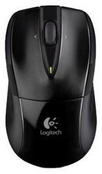 Мышь Logitech Wireless Mouse M525 Black USB