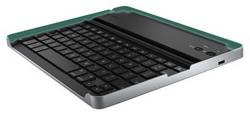 Клавиатура Logitech Keyboard Case for iPad 2 Black Bluetooth
