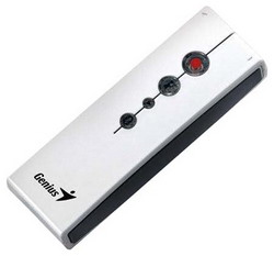 Мышь Genius Media Pointer 900BT Silver Bluetooth