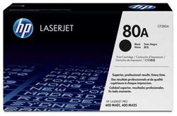 Лазерный картридж HP CF280A черный
