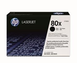 Лазерный картридж HP CF280X черный расширенной емкости