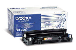Фотобарабан Brother DR-3200 черный