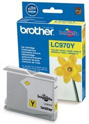 Струйный картридж Brother LC-970Y желтый
