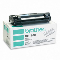 Фотобарабан Brother DR-200 черный