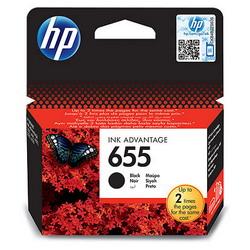 Струйный картридж HP 655 черный