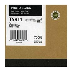 Струйный картридж Epson C13T591100 черный C13T591100
