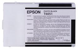 Струйный картридж Epson C13T605100 черный C13T605100