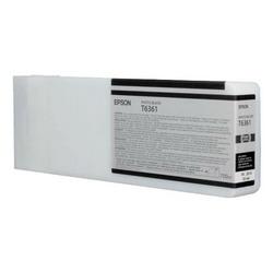 Струйный картридж Epson C13T636100 черный расширенная емкость C13T636100