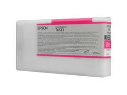 Струйный картридж Epson C13T653300 пурпурный