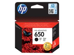 Струйный картридж HP 650 черный