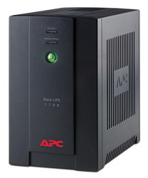 ИБП APC Back-UPS 1100VA with AVR, IEC, 230V