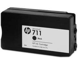 Струйный картридж HP 711 черный расширенная емкость