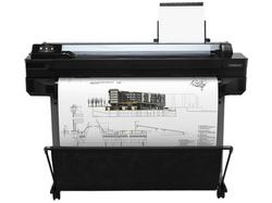 "Плоттер HP Designjet T520 24"" CQ890A"