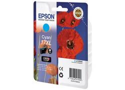 Струйный картридж Epson C13T17124A10 голубой расширенная емкость C13T17124A10