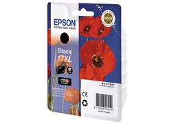 Струйный картридж Epson C13T17114A10 черный расширенная емкость C13T17114A10